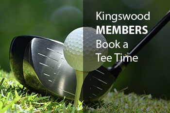 Kingswood Gold Member Bookings